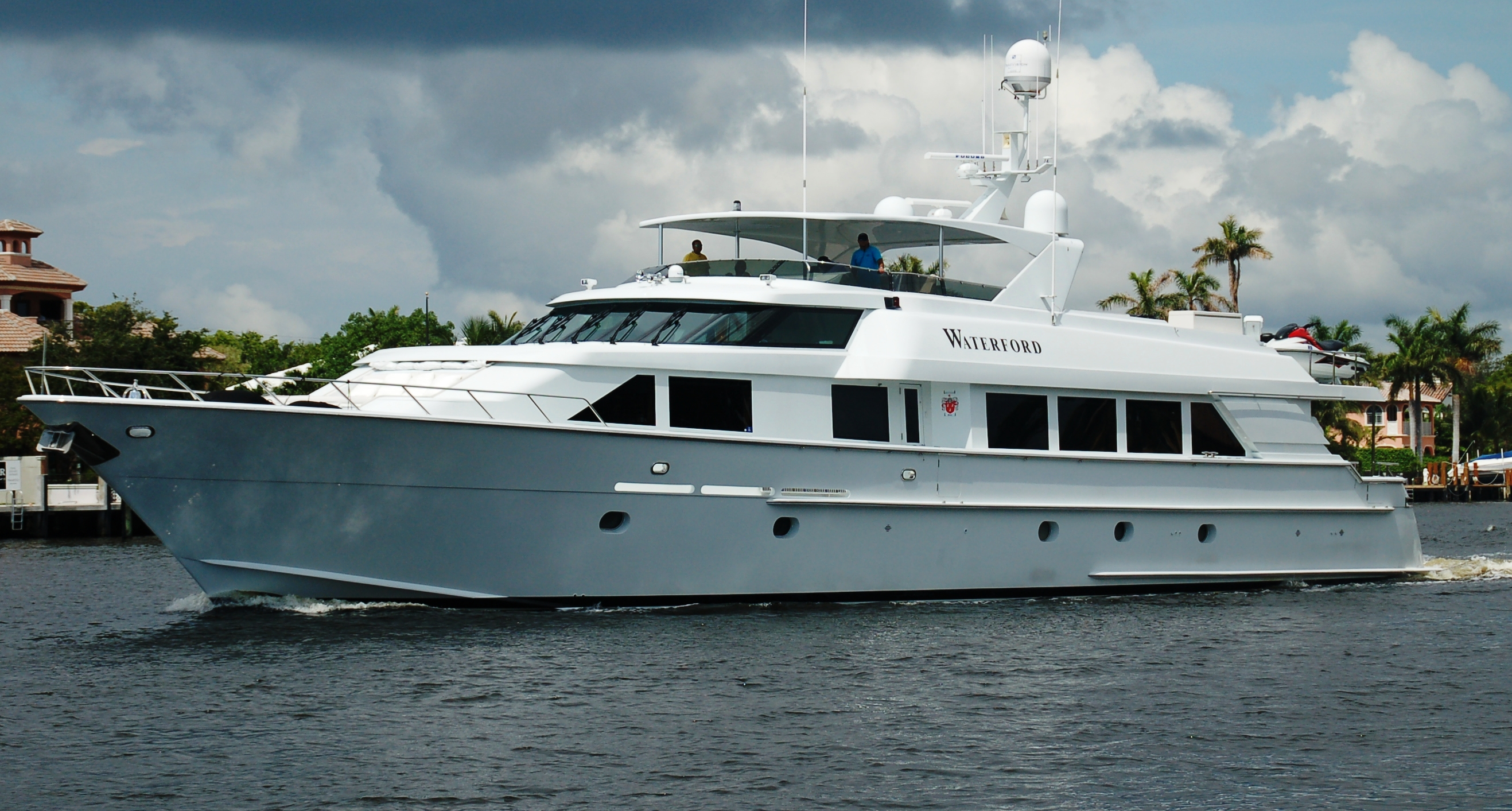 Miami Boat Show RJC Yacht Sales Amp Charter