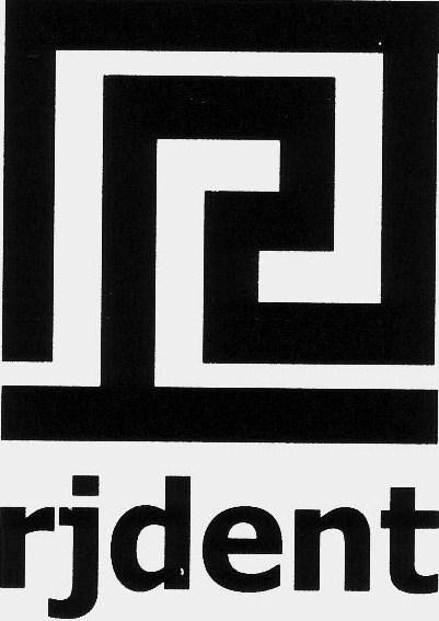 r j dent logo