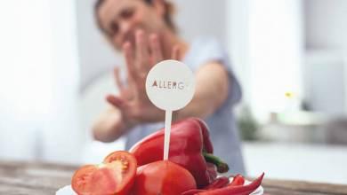 صورة الحساسية من الطماطم