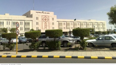 صورة بالصور.. غسيل الكلى وسط أعمال الصيانة بمستشفى الملك عبدالله