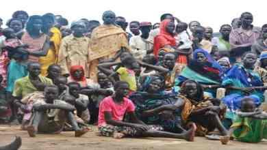 صورة عدد سكان السودان