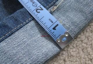 Photo of كيفية تقصير ملابس الجينز
