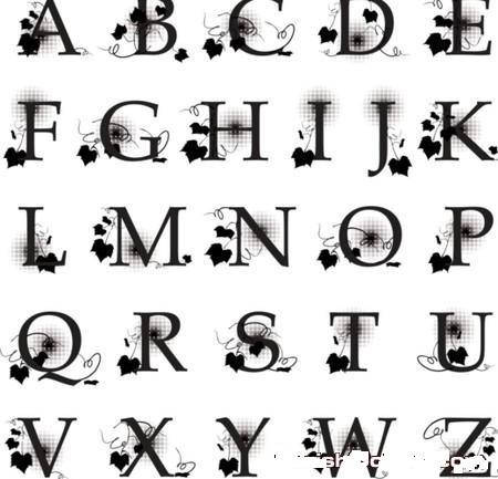 حروف حروف انجليزية صغيرة حروف انجليزية مزخرفة واتس اب حروف