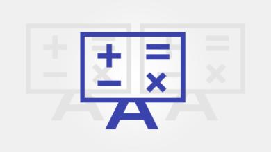 صورة سجل معدل درجات مادة الرياضيات نظام المقررات 1440 هـ – 2019 م
