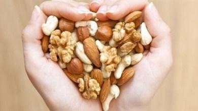 صورة لمرضى السكري: حفنة من المكسرات تحمي القلب