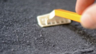 Photo of كيفية إزالة الوبر من الملابس وحمايتها منه