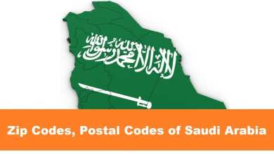 Photo of معرفة الرمز البريدي لمنطقتك