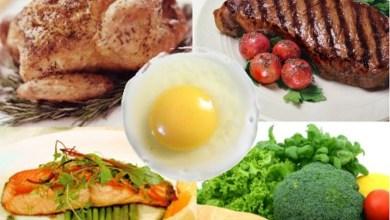 صورة رجيم البروتين لانقاص الوزن