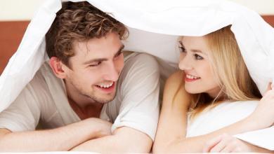 صورة فوائد العلاقة الحميمة للمراة