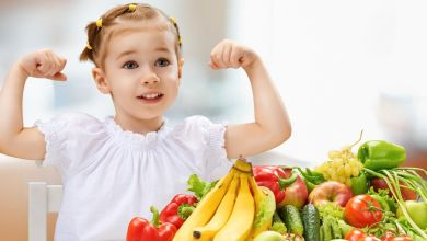 Photo of أغذية لتعزيز جهاز المناعة عند الأطفال