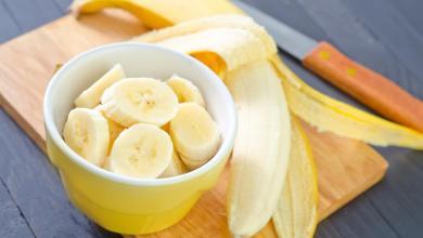 صورة فوائد الموز العظيمة الصحية والغذائية للجسم