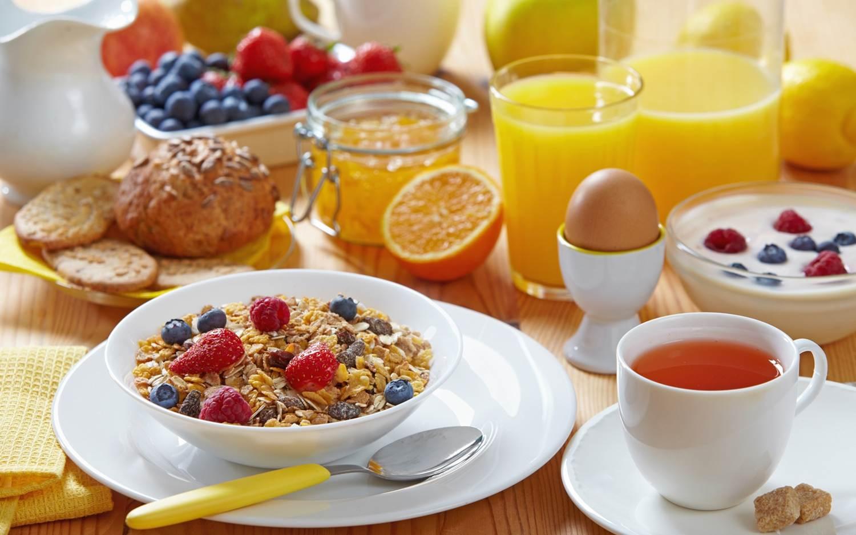 فوائد وجبة الإفطار