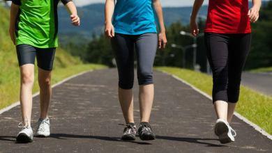 صورة فوائد المشي للصحة