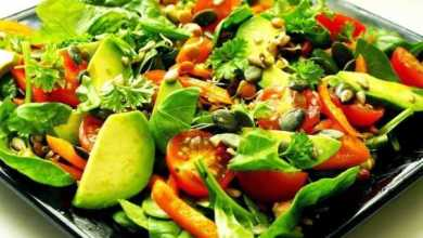 Photo of وصفات الأفوكادو للحفاظ على الوزن