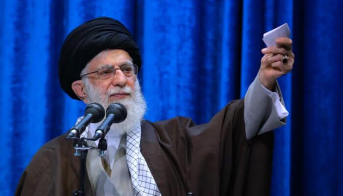 79 215216 iran khamenei friday demonstrations