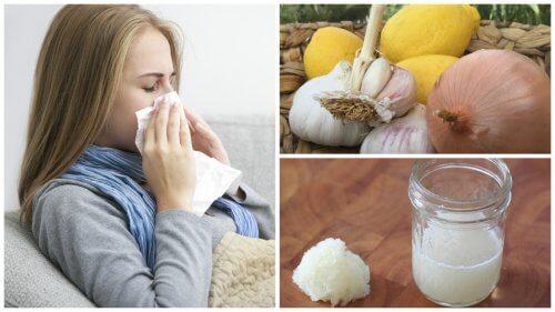 فوائد الثوم لمكافحة الإجهاد ونزلات البرد