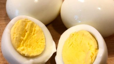 صورة فوائد واضرار البيض المسلوق