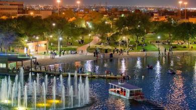 صورة أفضل وأوسع حدائق في الرياض