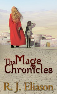 Mage Chron front cover
