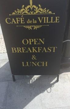 Cafè de la Ville, 220 Toorak Rd, South Yarra VIC 3141