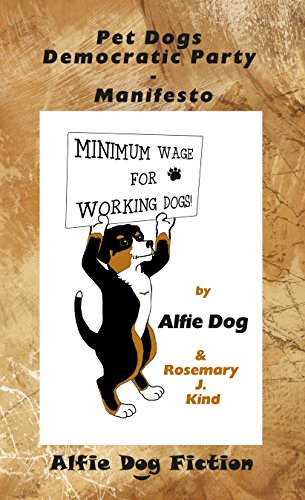 Pet Dogs Democratic Party Manifesto