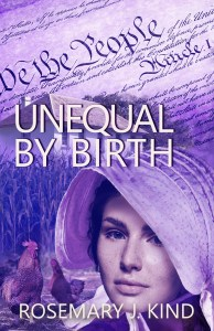 Book cover of Unequal by Birth
