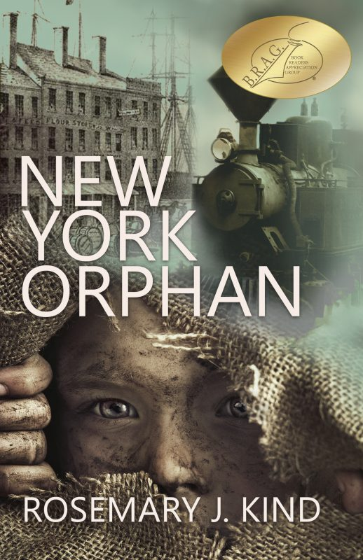 New York Orphan (Tales of Flynn and Reilly Book 2)