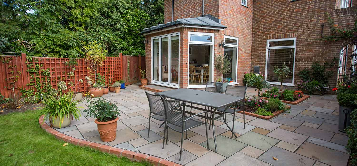 Patio Installation | Watford & Harrow | R&J Landscapes ... on Patio Designs Images  id=66322