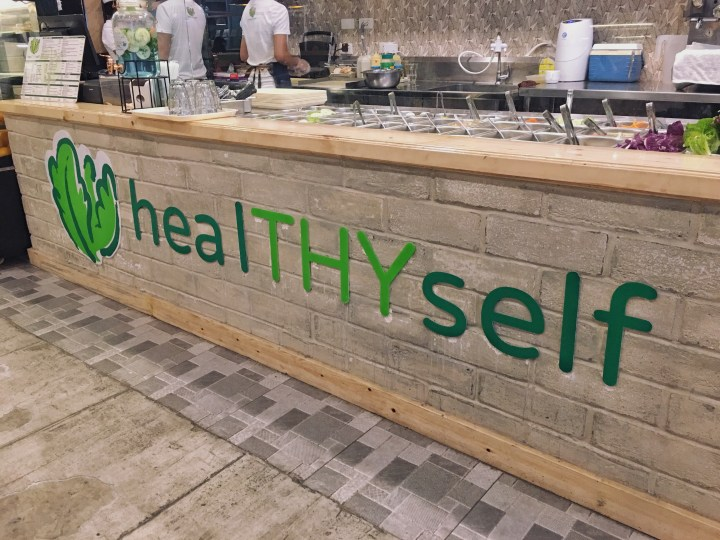Instagram-Worthy Healthy Foods and Drinks at healTHYselfcdo (Centrio Mall)