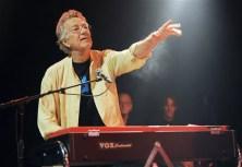 AP photo May 20: Ray Manzarek, keyboard player for The Doors