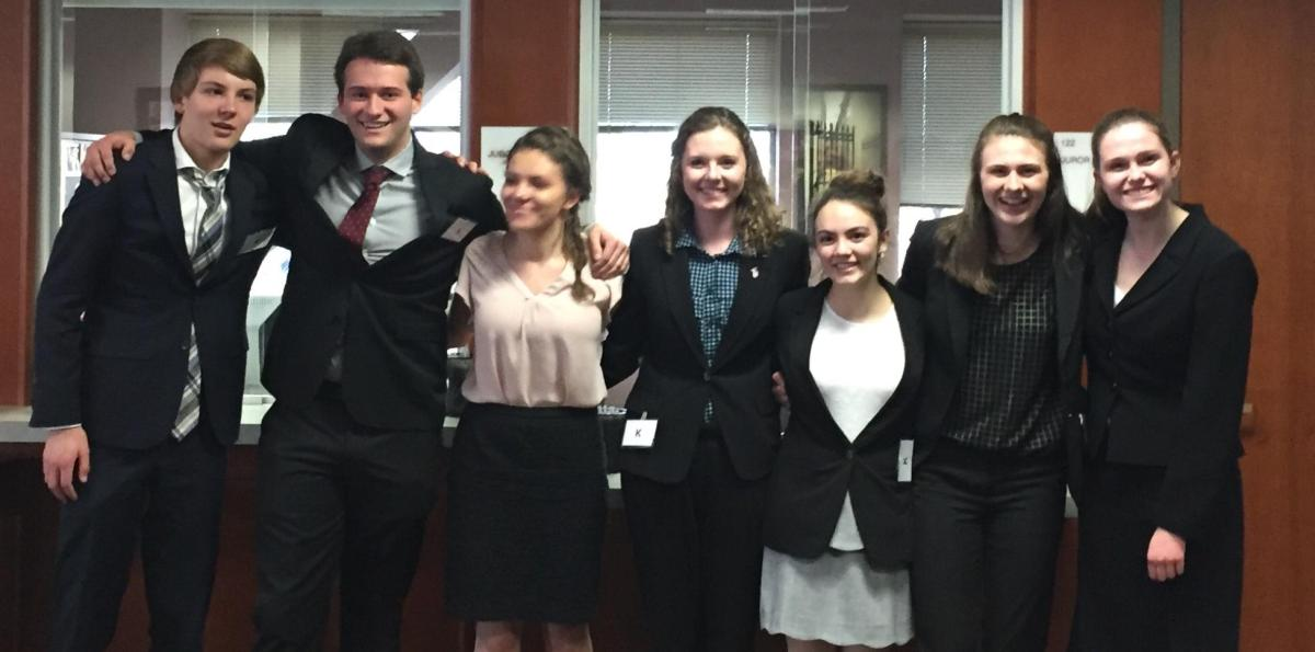 Regis Jesuit Mock Trial Teams Sweep the Regional and State Competitions