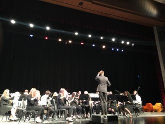 Spring Instrumental Concert 2018