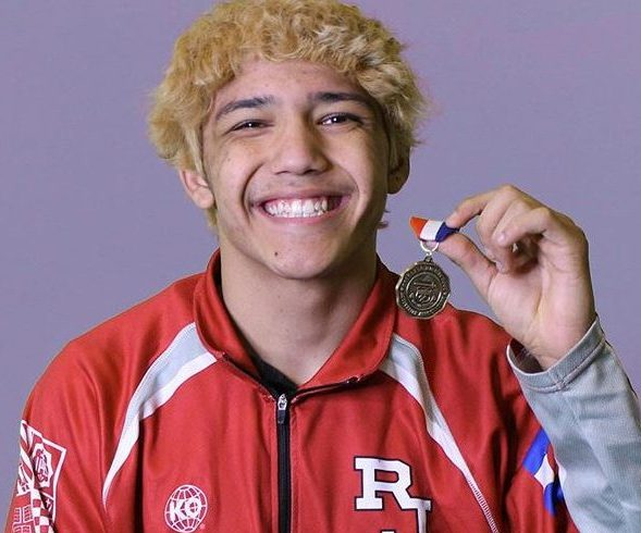 Antonio Segura: The New 5A Wrestling Champion