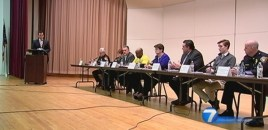 Panelist for Schools Safety and Security Forum Hosted by WHIO and Dayton Daily News