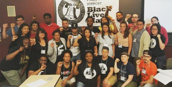 NEA commits to promoting Black Lives Matter Week of Action in schools, 2019