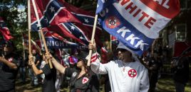 Racial Justice NOW! Statement on KKK rally in Dayton May 25, 2019