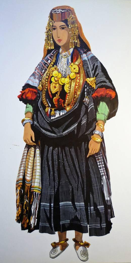Slide 24, photo 3 female costume