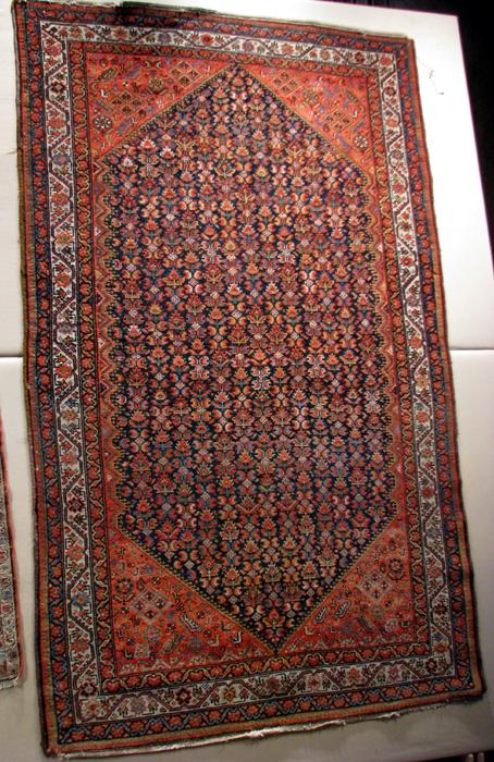 091 Malayer rug