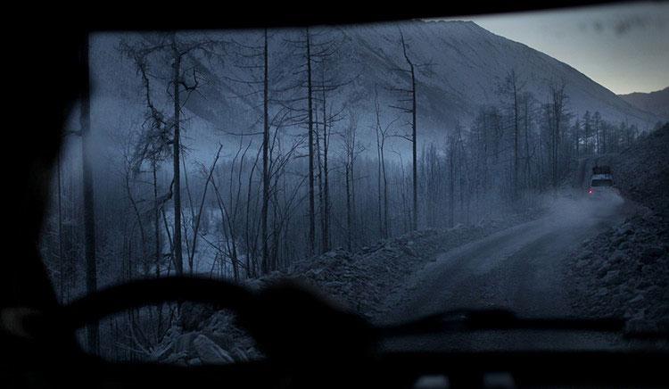 Дорога костей колымское шоссе