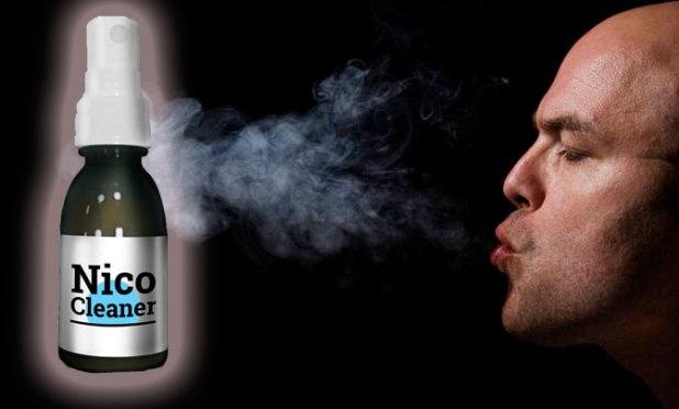 Нико Клинер очистка легких