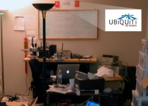 Ubiquiti's first office, 2005
