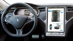 "Model S 17"" UX Screen"