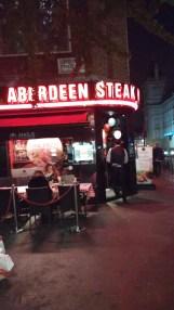 Local steak house
