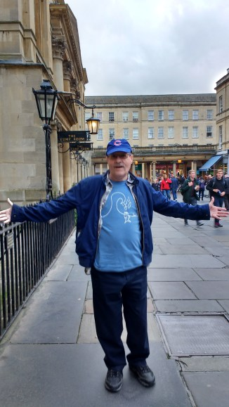 Where in Bath is Tom Law?