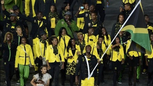 A Parade Of Stars To Honour Jamaica's 2012 Olympians | RJR ...