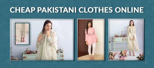 online clothing brands in Pakistan