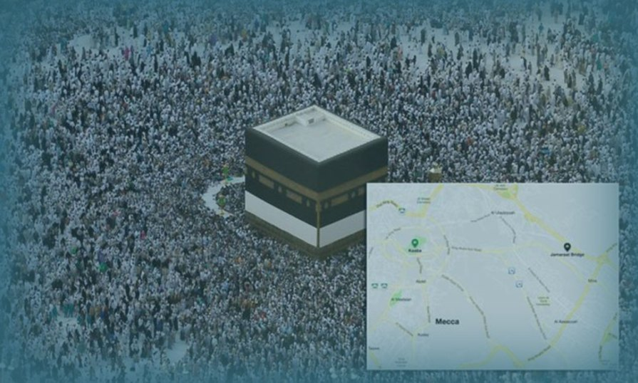 How Many Muslims Took Park In Hajj In 2019 Product Image