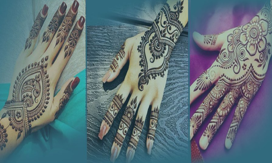 Latest Mehndi Designs For Eid Collection Product Image