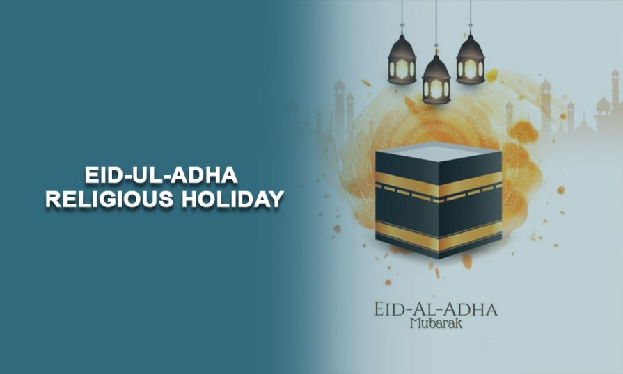 Muslims Celebrate Eid Ul Adha As A Religious Holiday Product Image