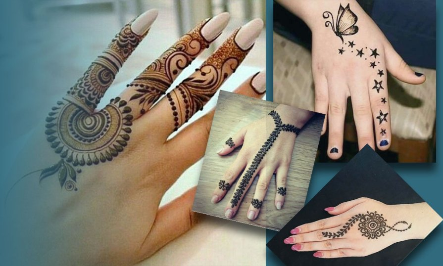 What Are Some Easy Mehndi Designs Product Image